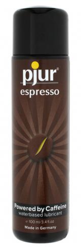 Lubricante Pjur Espresso Cafeina
